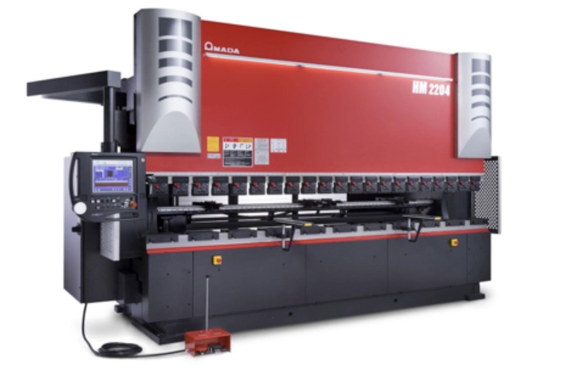 Amada CNC Press Brake Machine
