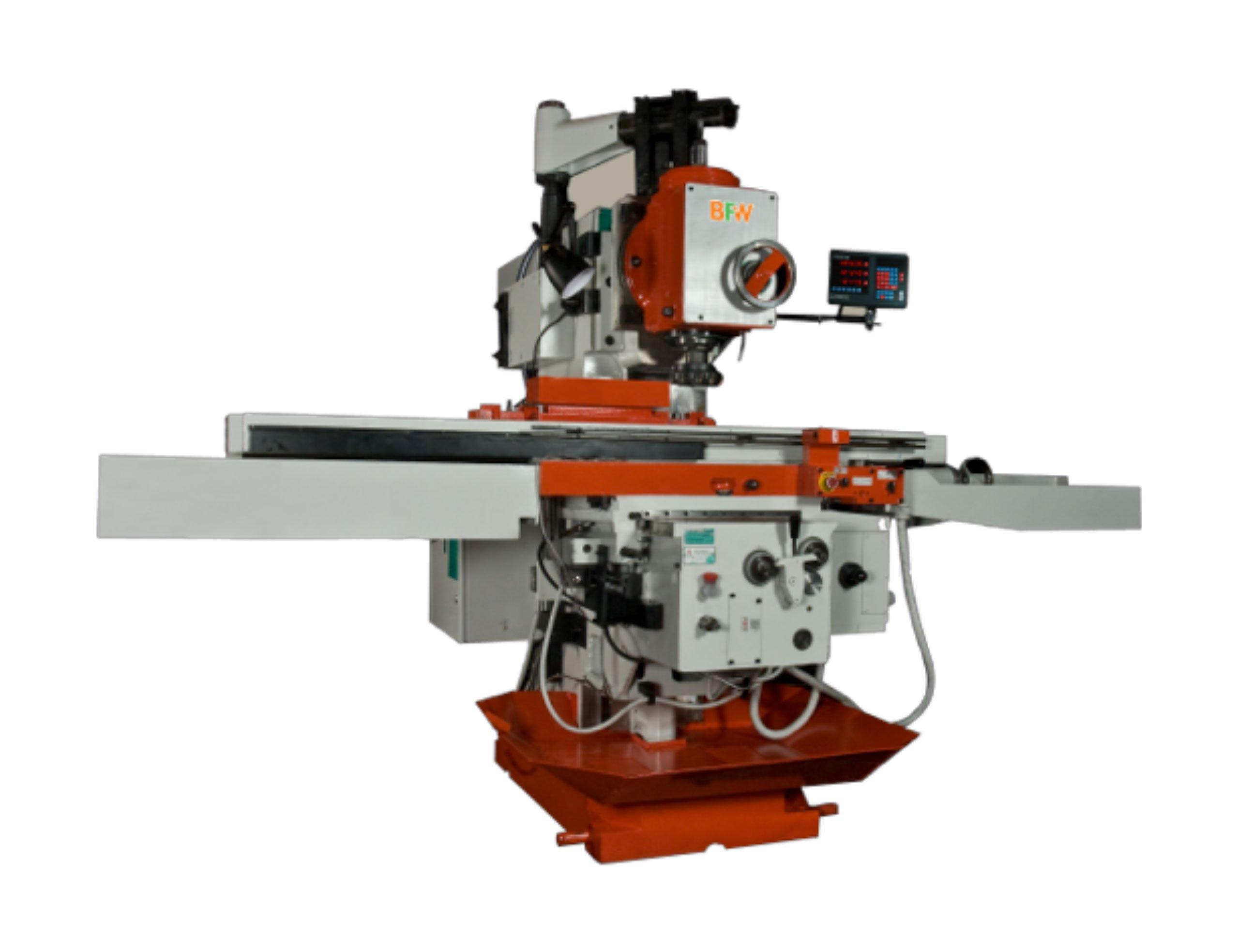 Bharat Fritz Werner Conventional Milling Machine