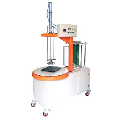 Box Stretch Wrapping Machine image
